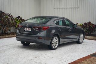 2015 Mazda 3 BM5238 SP25 SKYACTIV-Drive Charcoal 6 Speed Sports Automatic Sedan