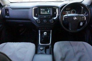 2018 Holden Colorado RG MY18 LS Pickup Crew Cab 4x2 White 6 Speed Manual Utility