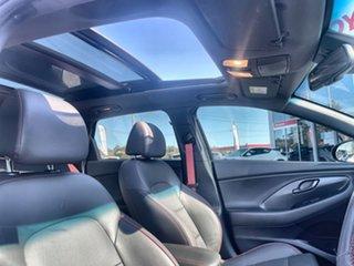 2018 Hyundai i30 PD.3 MY19 N Line D-CT Black 7 Speed Sports Automatic Dual Clutch Hatchback