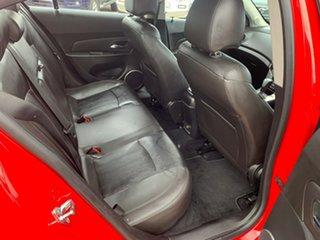 2012 Holden Cruze JH MY12 SRi V Red 6 Speed Automatic Sedan