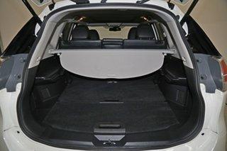 2016 Nissan X-Trail T32 TS 4WD White 6 Speed Manual Wagon