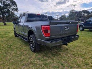 2021 Ford F150 (No Series) XLT Grey Automatic Utility.
