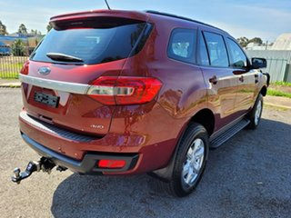 2018 Ford Everest UA 2018.00MY Ambiente Red 6 Speed Sports Automatic SUV.