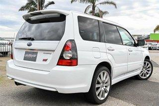 2006 Subaru Forester STi White 6 Speed Manual Wagon.