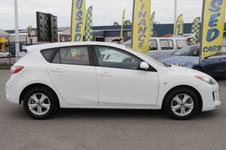 2013 Mazda 3 BL10F2 MY13 Neo Activematic Crystal White Pearl 5 Speed Sports Automatic Hatchback