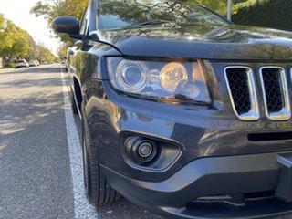2014 Jeep Compass MK MY14 Sport Grey 6 Speed Sports Automatic Wagon