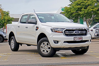 2021 Ford Ranger PX MkIII 2021.25MY XLS Arctic White 6 Speed Sports Automatic Double Cab Pick Up.