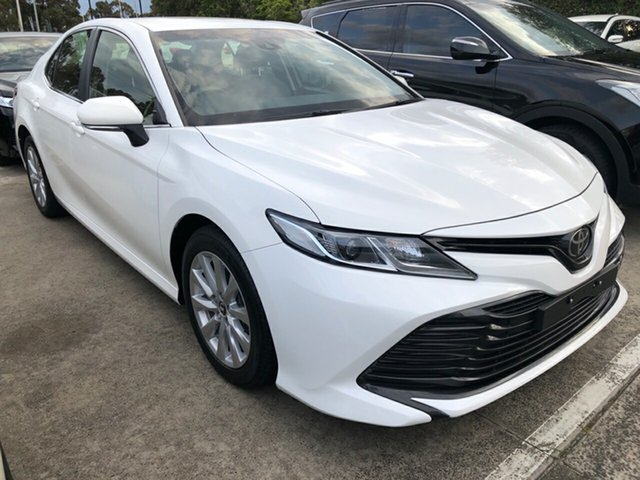 Pre-Owned Toyota Camry Glen Waverley, Camry Ascent 2.5L Petrol Automatic Sedan