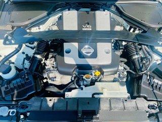 2016 Nissan 370Z Z34 MY15 White 7 Speed Sports Automatic Coupe