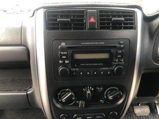 2015 Suzuki Jimny SN413 T6 Sierra Silver 4 Speed Automatic Hardtop