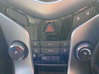 2013 Holden Cruze JH Series II MY13 SRi-V White 6 Speed Manual Sedan