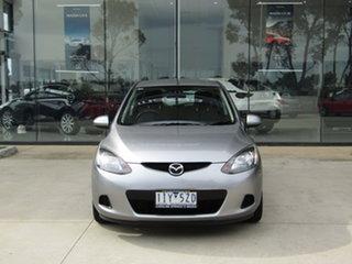 2010 Mazda 2 DE10Y1 Maxx Grey 4 Speed Automatic Hatchback.