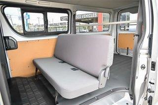2016 Toyota HiAce KDH201R Silver 4 Speed Automatic Van
