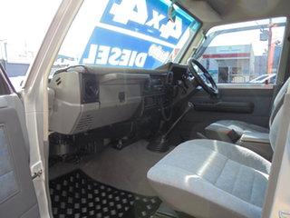 2008 Toyota Landcruiser VDJ76R GXL Silver 5 Speed Manual Wagon
