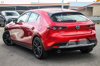 2021 Mazda 3 BP2HLA G25 SKYACTIV-Drive Astina Red 6 Speed Sports Automatic Hatchback