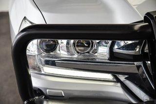 2021 Toyota Landcruiser VDJ200R VX Silver Pearl 6 Speed Sports Automatic Wagon