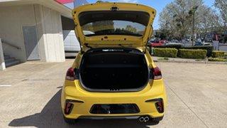 2021 Kia Rio YB MY22 GT-Line DCT Mighty Yellow 7 Speed Sports Automatic Dual Clutch Hatchback