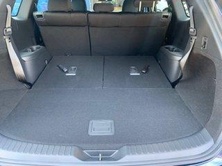 2021 Mazda CX-8 KG2WLA Sport SKYACTIV-Drive FWD Deep Crystal Blue 6 Speed Sports Automatic Wagon