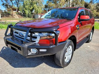 2018 Ford Everest UA 2018.00MY Ambiente Red 6 Speed Sports Automatic SUV