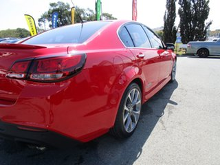 2014 Holden Commodore VF MY14 SS V Red 6 Speed Sports Automatic Sedan