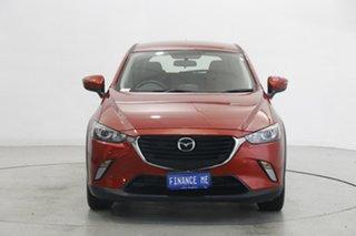 2015 Mazda CX-3 DK2W76 Maxx SKYACTIV-MT Burgundy 6 Speed Manual Wagon.