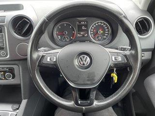 2016 Volkswagen Amarok 2H MY16 TDI420 4Motion Perm Highline Beige 8 Speed Automatic Utility