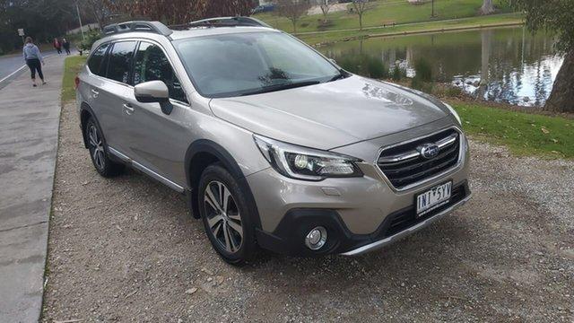 Used Subaru Outback B6A MY18 3.6R CVT AWD Wodonga, 2018 Subaru Outback B6A MY18 3.6R CVT AWD Brown 6 Speed Constant Variable Wagon