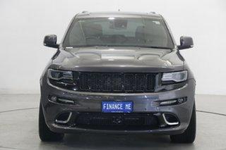 2014 Jeep Grand Cherokee WK MY15 SRT Grey 8 Speed Sports Automatic Wagon.