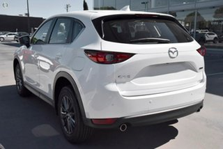 2021 Mazda CX-5 KF2W7A Maxx SKYACTIV-Drive FWD Sport White 6 Speed Sports Automatic Wagon