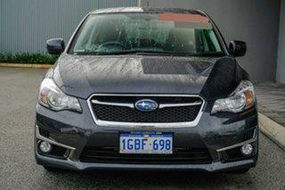 2016 Subaru Impreza G4 MY16 2.0i-L Lineartronic AWD Special Edition Grey 6 Speed Constant Variable