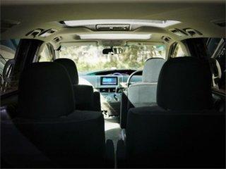 2010 Toyota Estima ACR50W Aeras Black 4 Speed Automatic Van