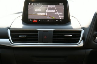 2017 Mazda 3 BN MY17 SP25 Grey 6 Speed Automatic Hatchback