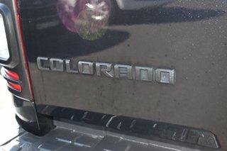 2015 Holden Colorado RG MY16 LTZ Crew Cab Black 6 Speed Manual Utility