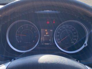 2014 Mitsubishi Lancer CJ MY14.5 GSR Sportback White 5 Speed Manual Hatchback