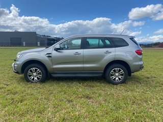 2016 Ford Everest UA MY17 Trend (RWD) Silver 6 Speed Automatic SUV