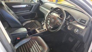 2014 Volkswagen Passat 3C MY15 130 TDI Highline Silver 6 Speed Direct Shift Wagon