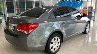 2011 Holden Cruze JH Series II MY12 CD Grey 6 Speed Sports Automatic Sedan