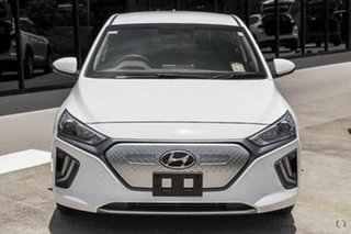 2021 Hyundai Ioniq AE.V4 MY22 electric Elite Polar White 1 Speed Reduction Gear Fastback.