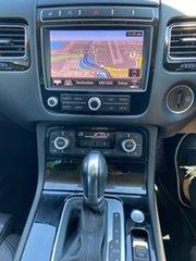 2017 Volkswagen Touareg 7P MY17 150TDI Tiptronic 4MOTION Element Black 8 Speed Sports Automatic