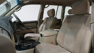 2006 Toyota Landcruiser HDJ100R GXL White 5 Speed Automatic Wagon