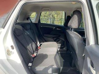 2015 Honda Jazz GF MY15 VTi White 1 Speed Constant Variable Hatchback