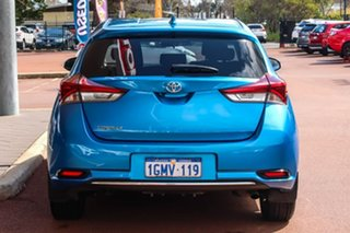 2018 Toyota Corolla ZRE182R Ascent Sport S-CVT Blue 7 Speed Constant Variable Hatchback