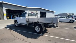 2015 Holden Colorado RG MY15 LS 4x2 White 6 Speed Sports Automatic Cab Chassis