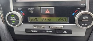 2017 Toyota Camry ASV50R Atara S Grey 6 Speed Sports Automatic Sedan