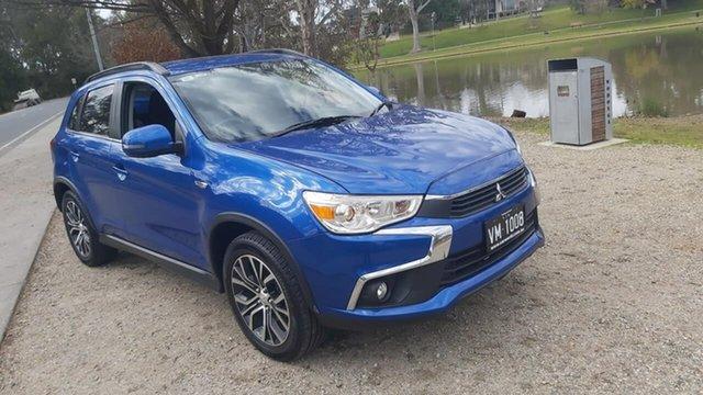 Used Mitsubishi ASX XC MY17 LS 2WD Wodonga, 2017 Mitsubishi ASX XC MY17 LS 2WD Blue 6 Speed Constant Variable Wagon