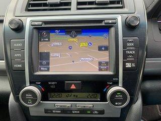 2017 Toyota Camry AVV50R Atara S Silver 1 Speed Constant Variable Sedan Hybrid.