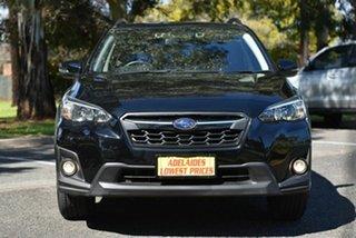 2019 Subaru XV G5X MY19 2.0i-L Lineartronic AWD Black 7 Speed Constant Variable Wagon.