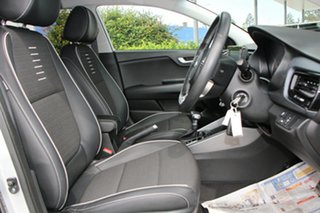 2019 Kia Rio YB MY19 Sport Silver 6 Speed Automatic Hatchback