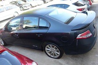 2013 Ford Falcon FG MkII XR6 Black 6 Speed Sports Automatic Sedan.