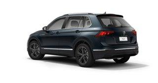 2021 Volkswagen Tiguan 5N MY21 132TSI Life DSG 4MOTION Blue 7 Speed Sports Automatic Dual Clutch.